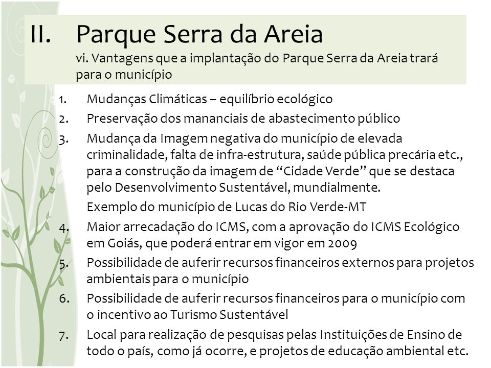 Parque Serra da Areia vi