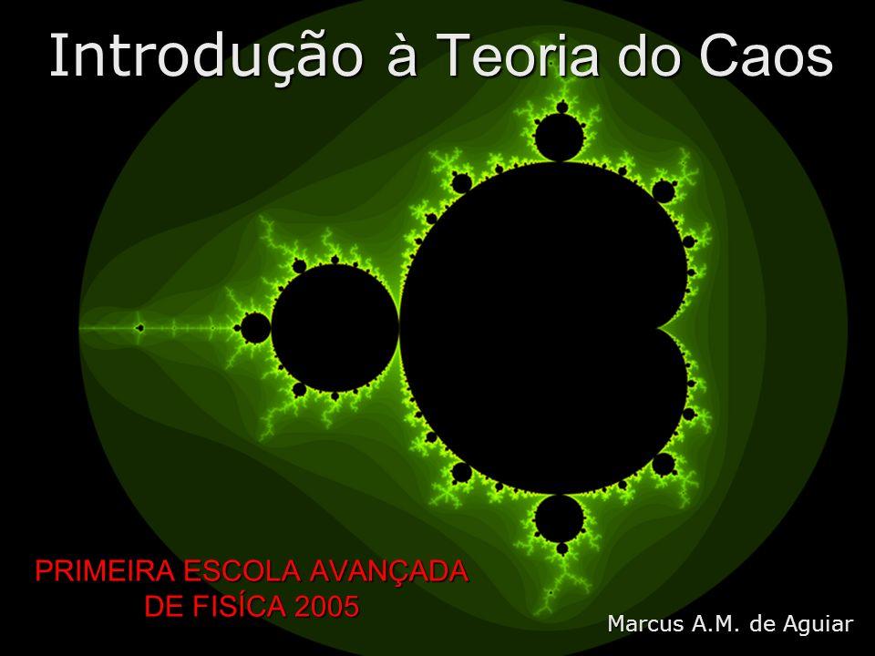 PRIMEIRA ESCOLA AVANÇADA DE FISÍCA 2005