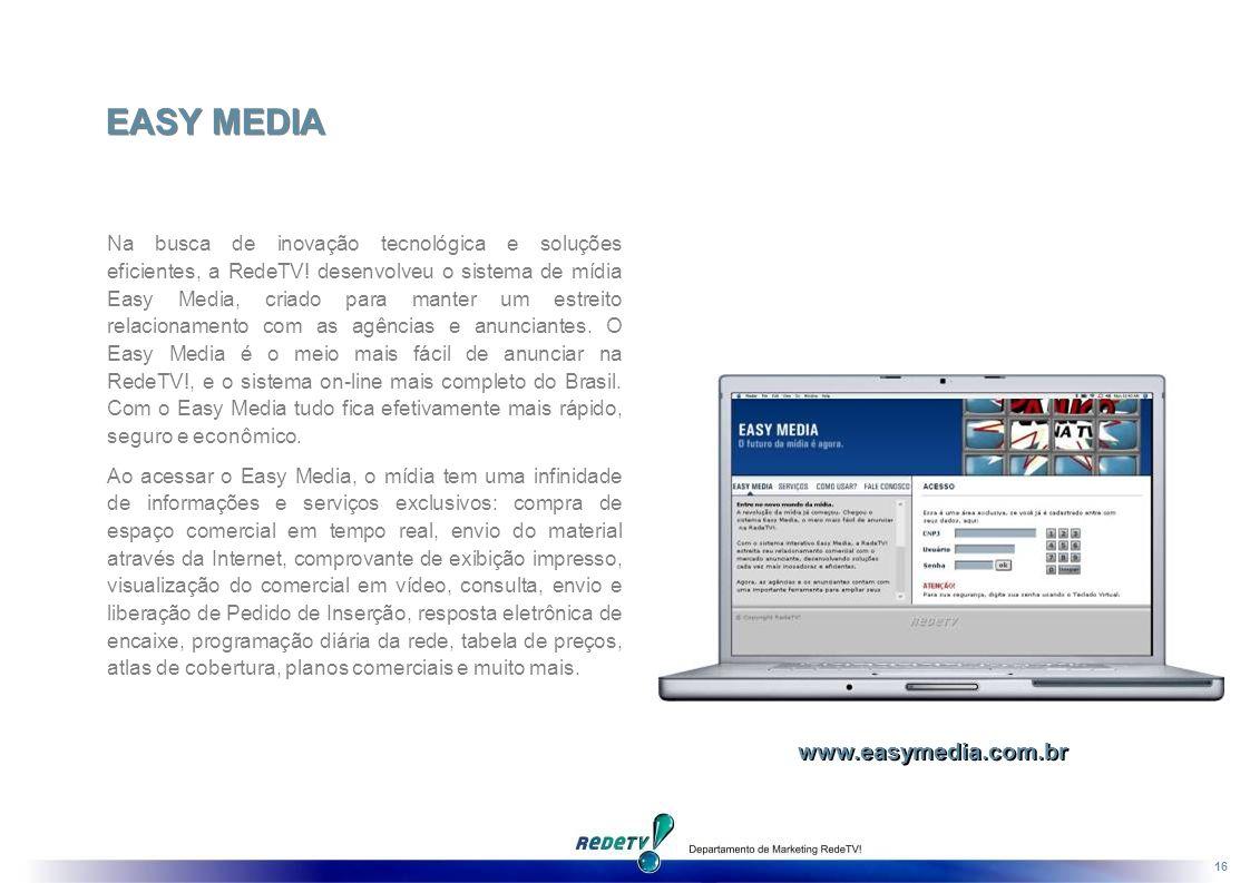 EASY MEDIA www.easymedia.com.br