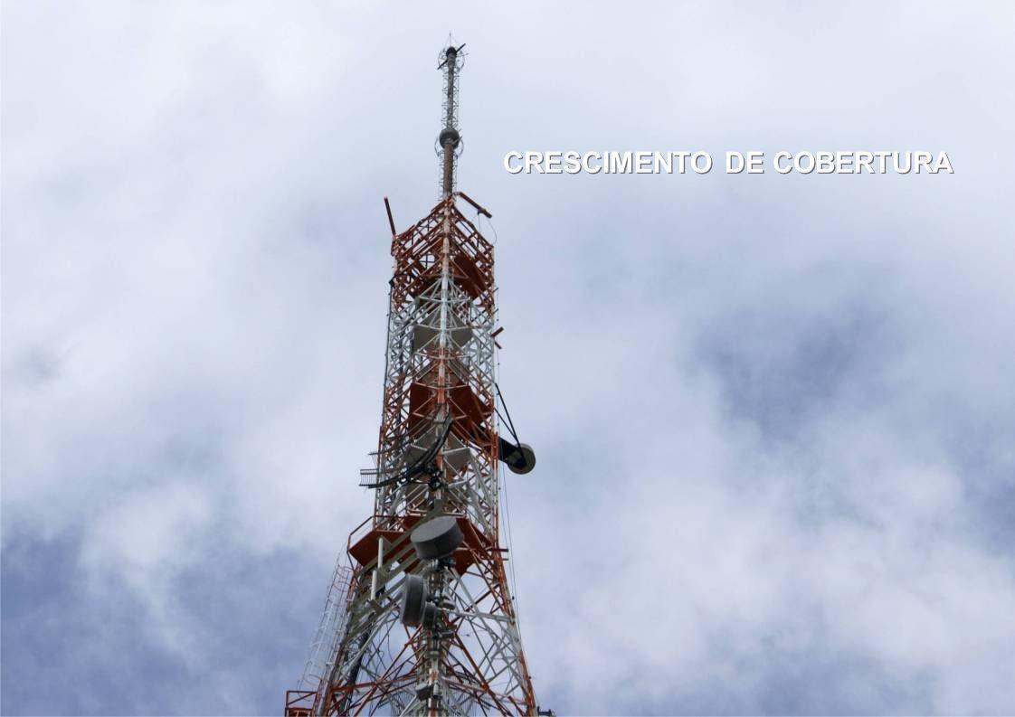 CRESCIMENTO DE COBERTURA
