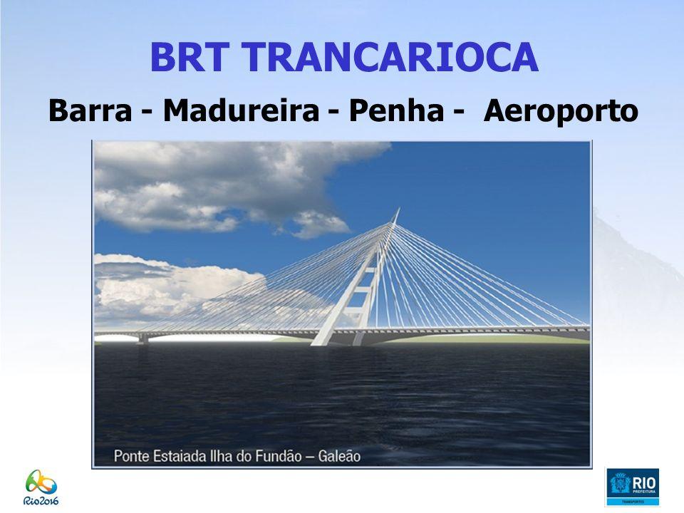 Barra - Madureira - Penha - Aeroporto