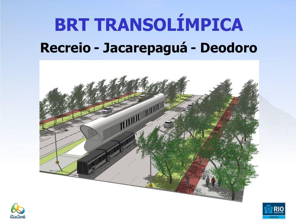 Recreio - Jacarepaguá - Deodoro