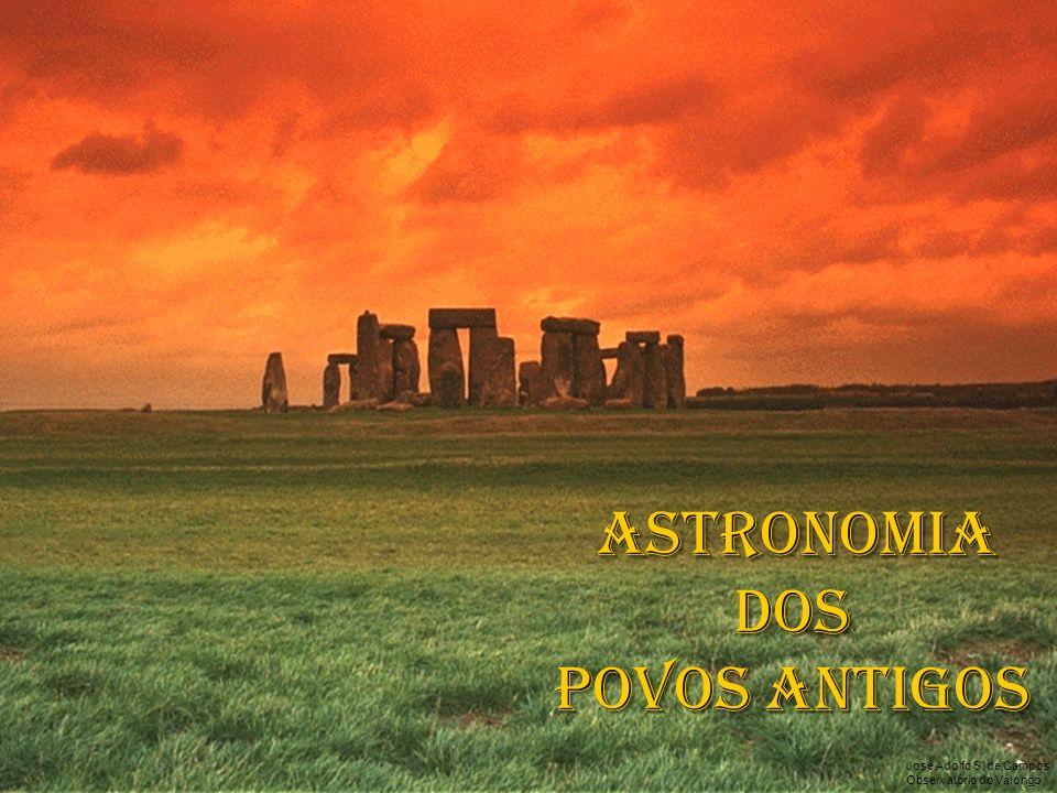 Astronomia dos Povos Antigos José Adolfo S. de Campos