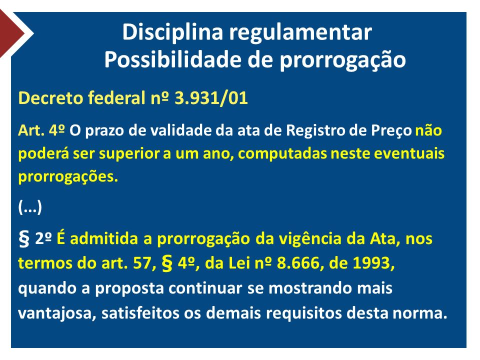 Disciplina regulamentar