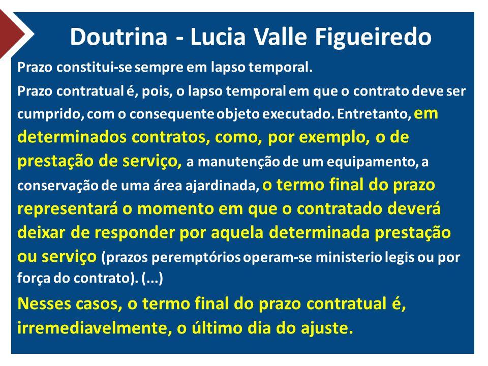 Doutrina - Lucia Valle Figueiredo