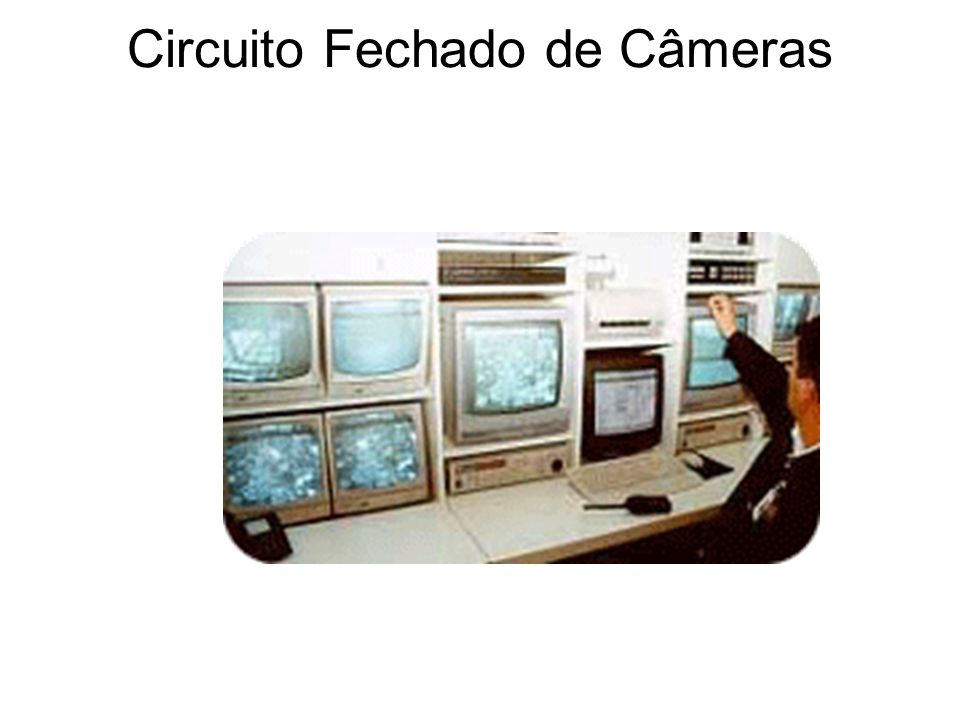 Circuito Fechado de Câmeras