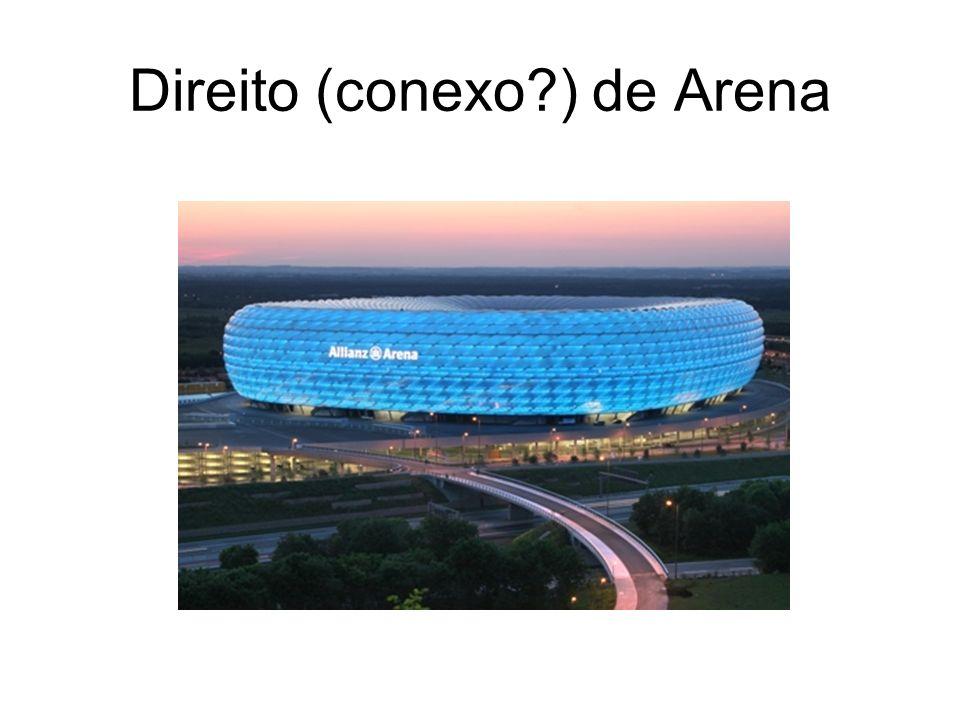 Direito (conexo ) de Arena