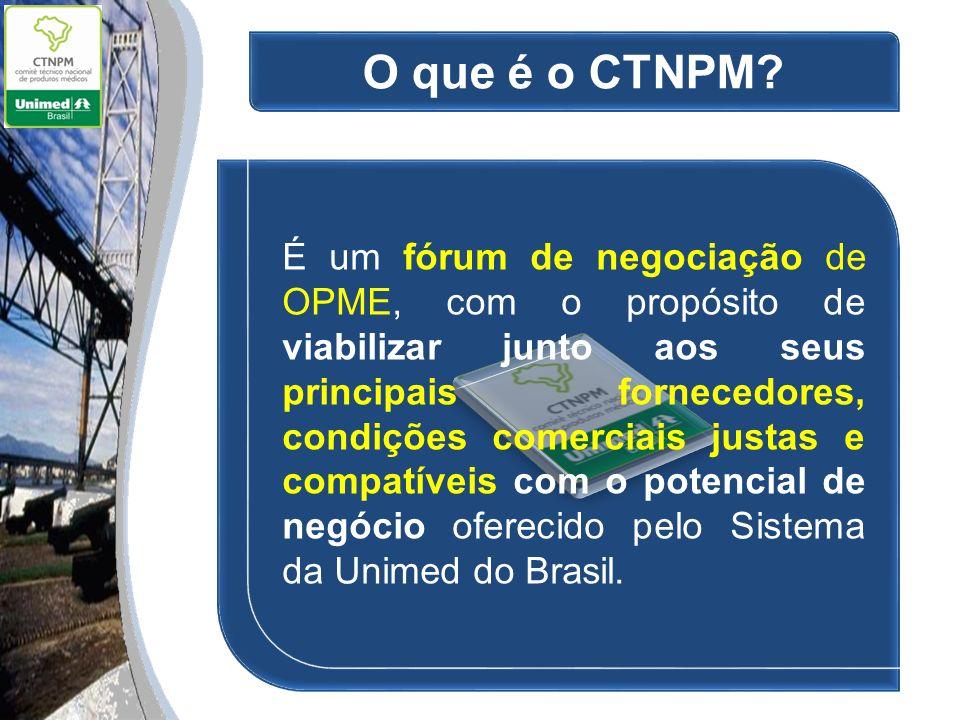 O que é o CTNPM