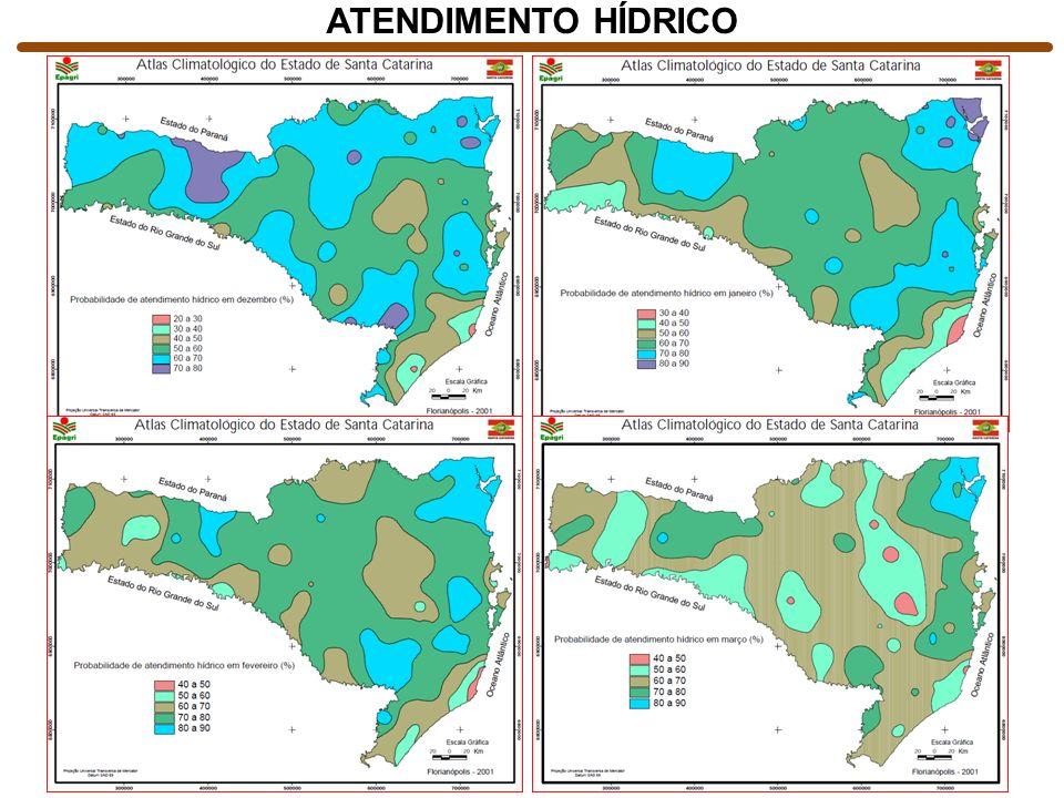 ATENDIMENTO HÍDRICO