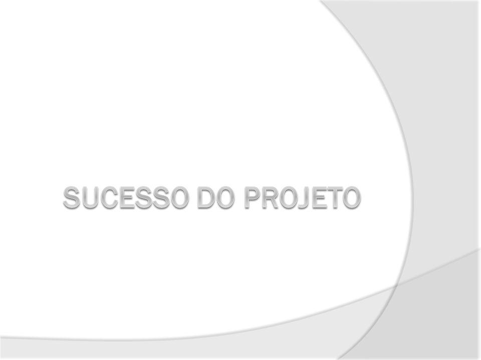 Sucesso do Projeto