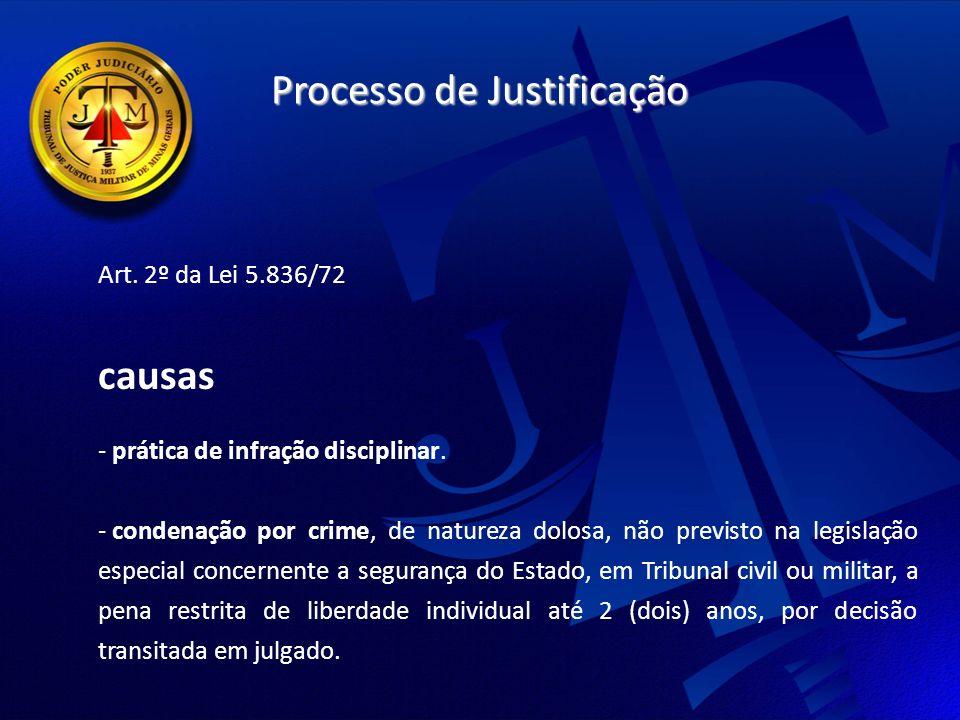 Processo de Justificação
