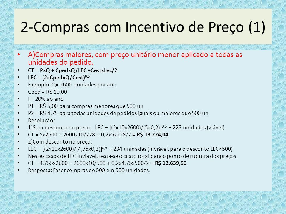 2-Compras com Incentivo de Preço (1)