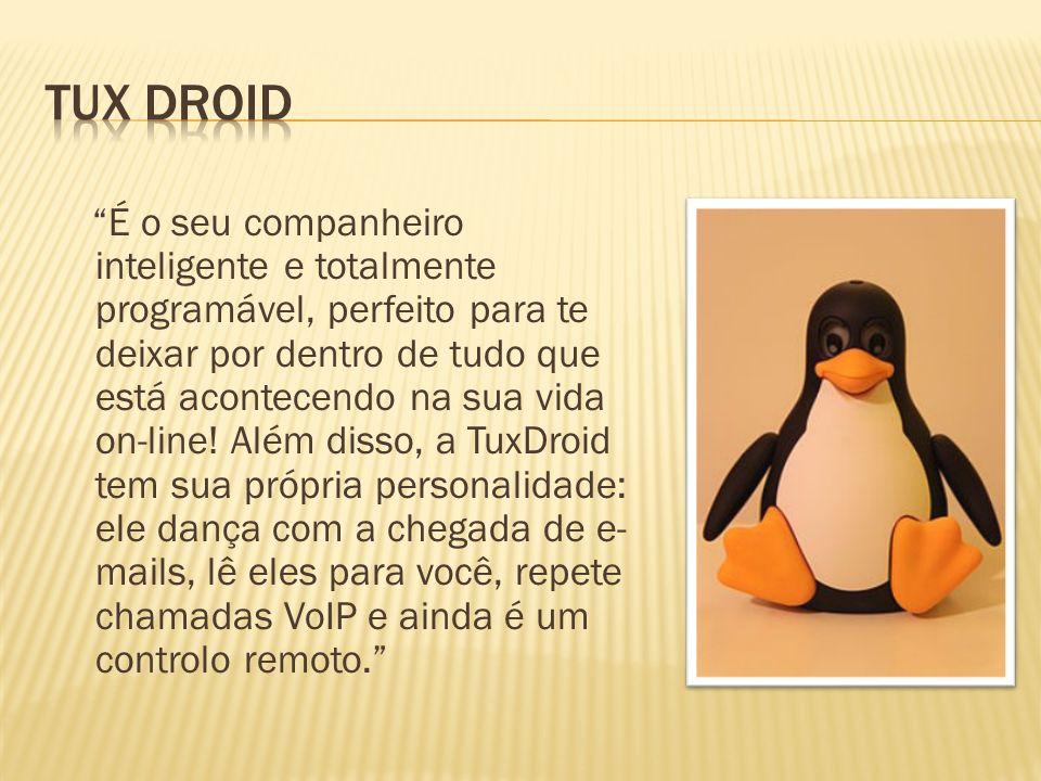 Tux Droid