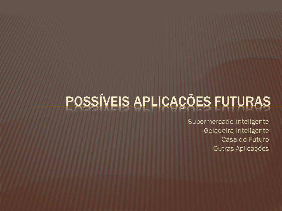 Possíveis aplicações Futuras