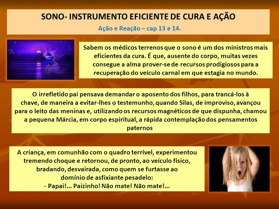 SONO- INSTRUMENTO EFICIENTE DE CURA E AÇÃO
