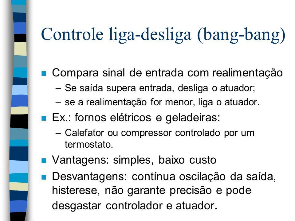 Controle liga-desliga (bang-bang)