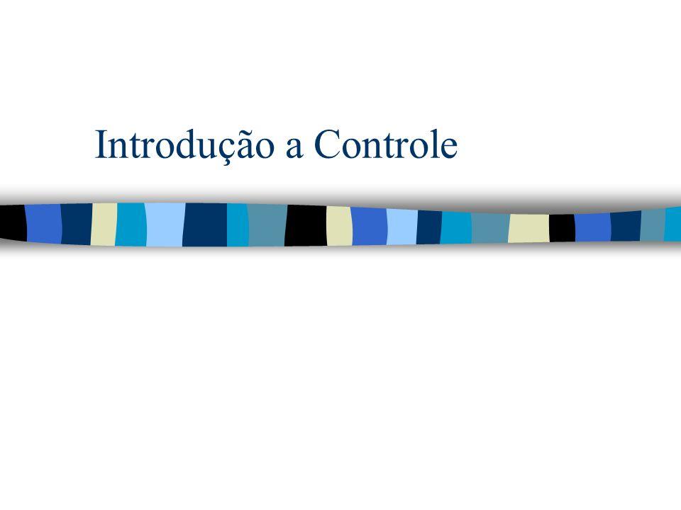 Introdução a Controle