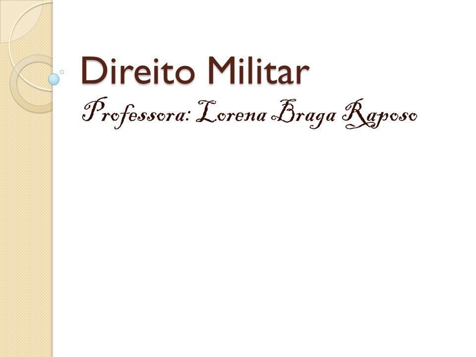 Professora: Lorena Braga Raposo