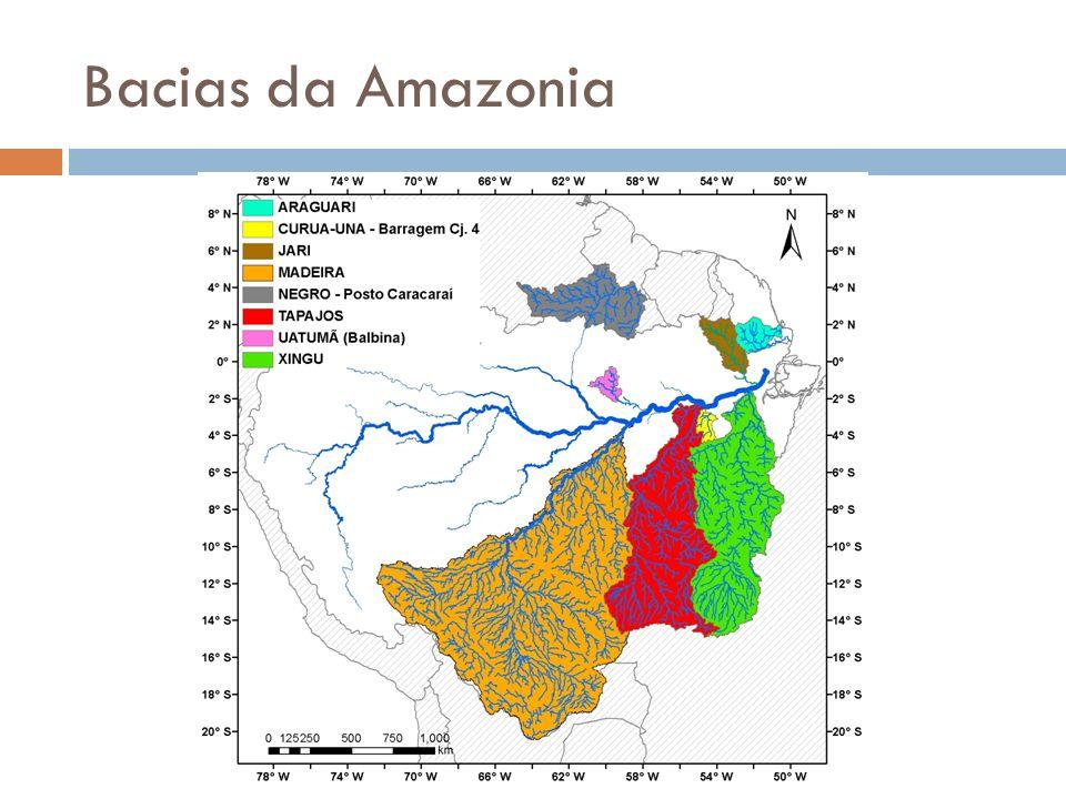 Bacias da Amazonia