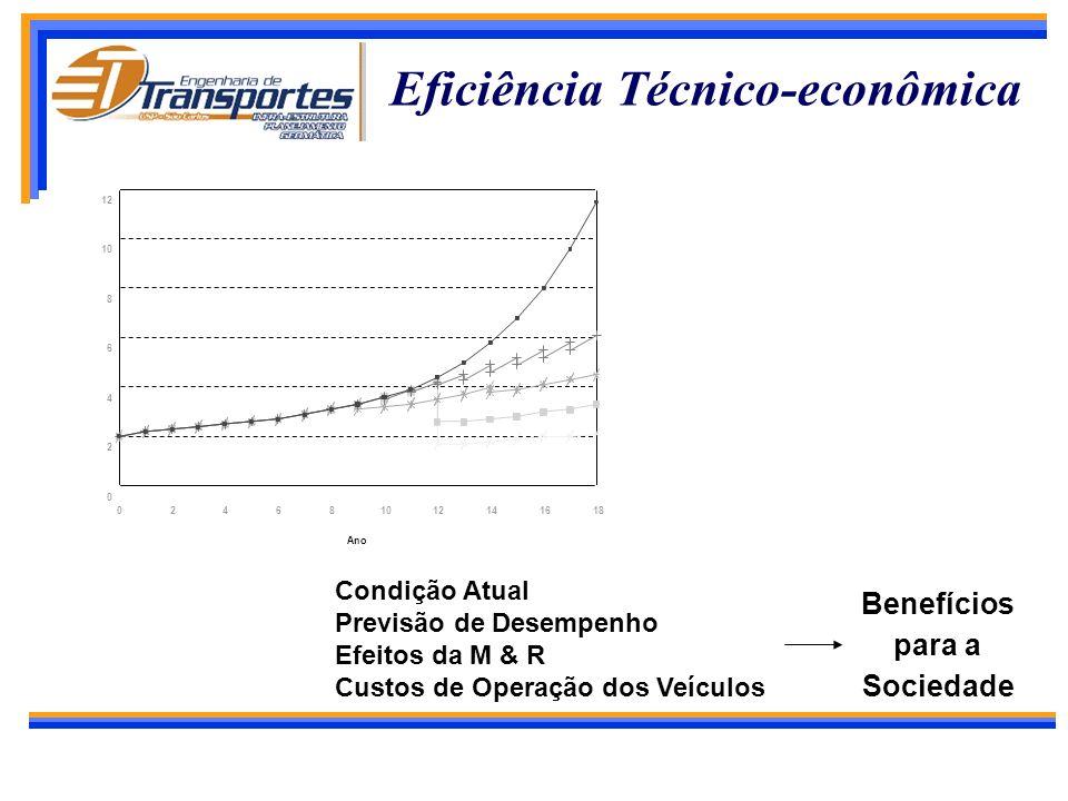 Eficiência Técnico-econômica
