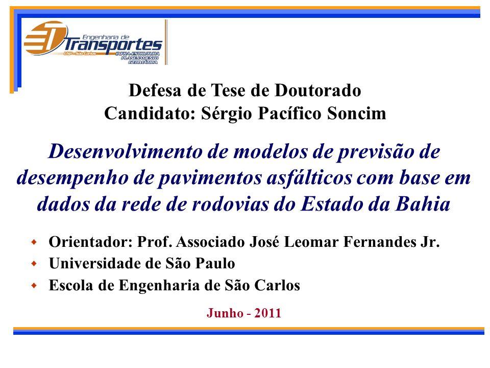 Defesa de Tese de Doutorado Candidato: Sérgio Pacífico Soncim