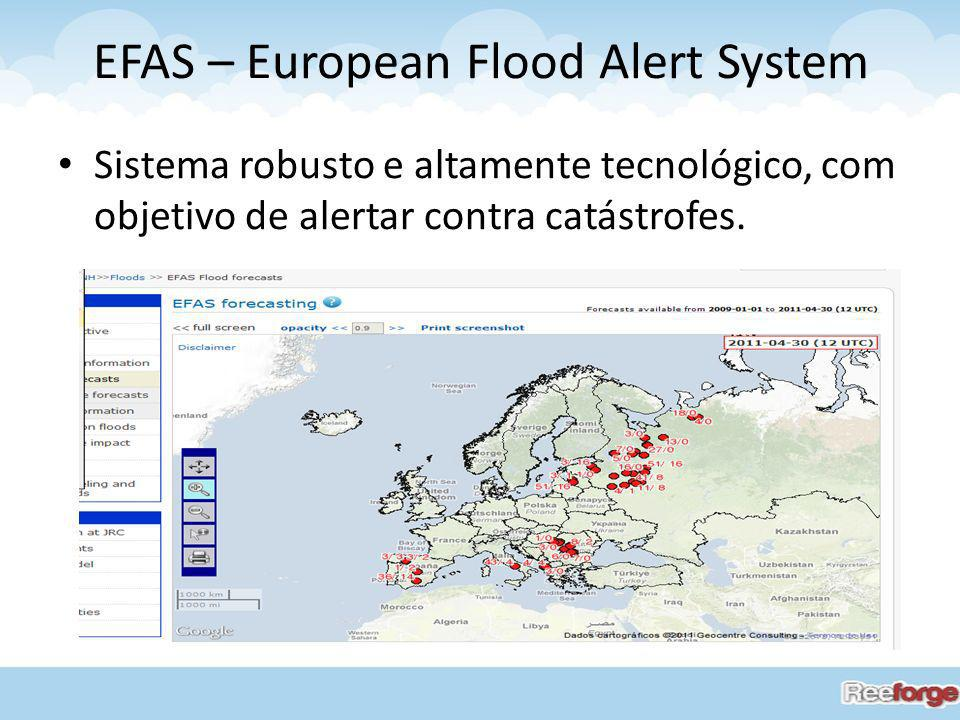 EFAS – European Flood Alert System