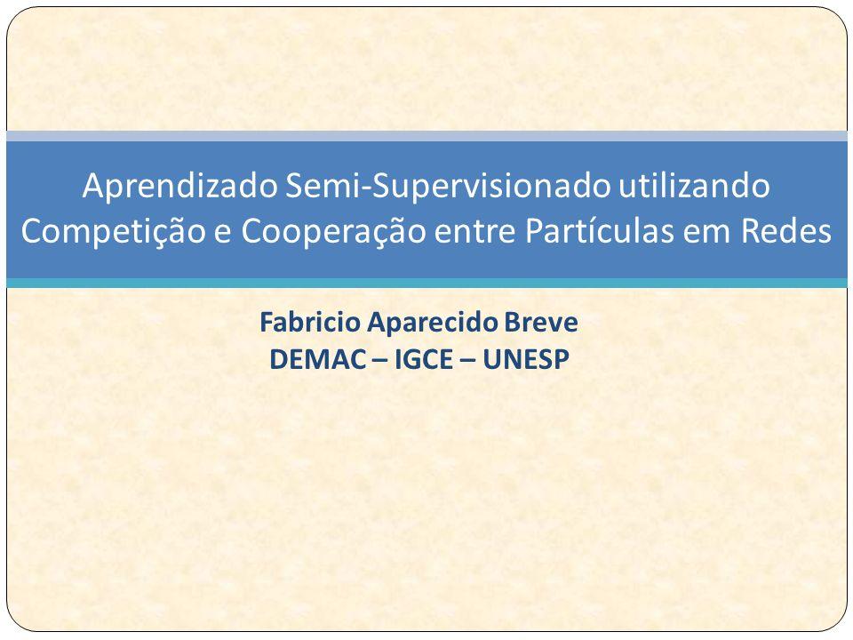 Fabricio Aparecido Breve DEMAC – IGCE – UNESP