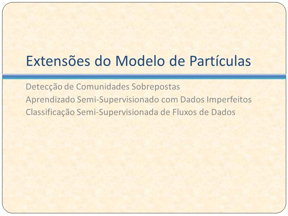 Extensões do Modelo de Partículas