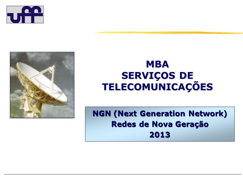 NGN (Next Generation Network) Redes de Nova Geração
