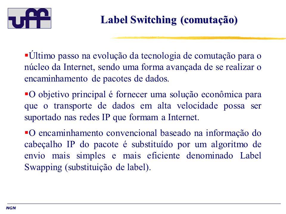 Label Switching (comutação)