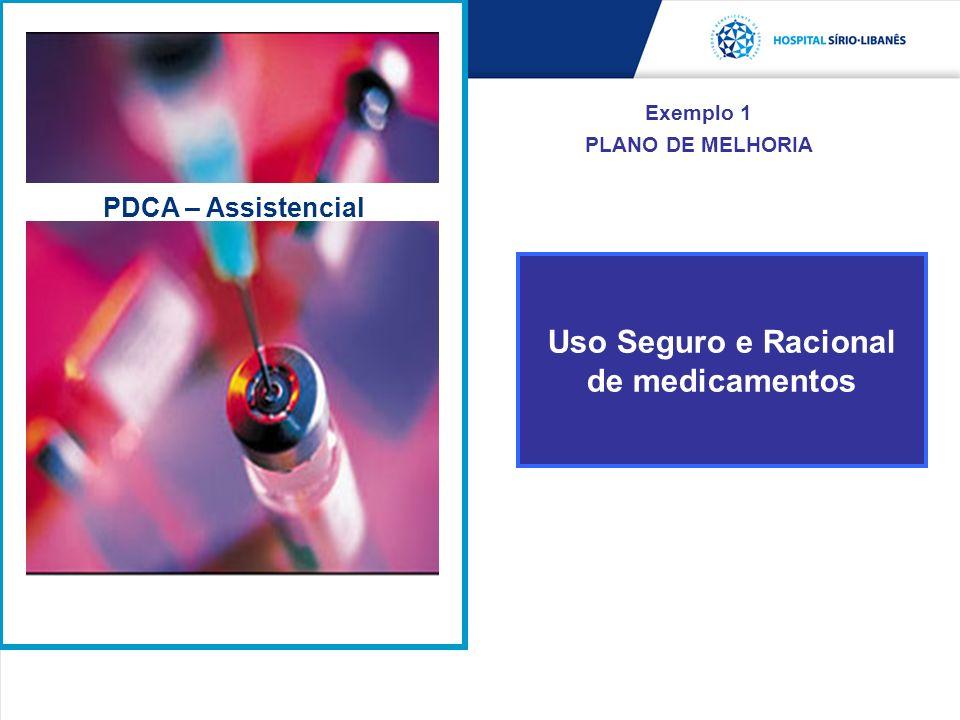 Uso Seguro e Racional de medicamentos