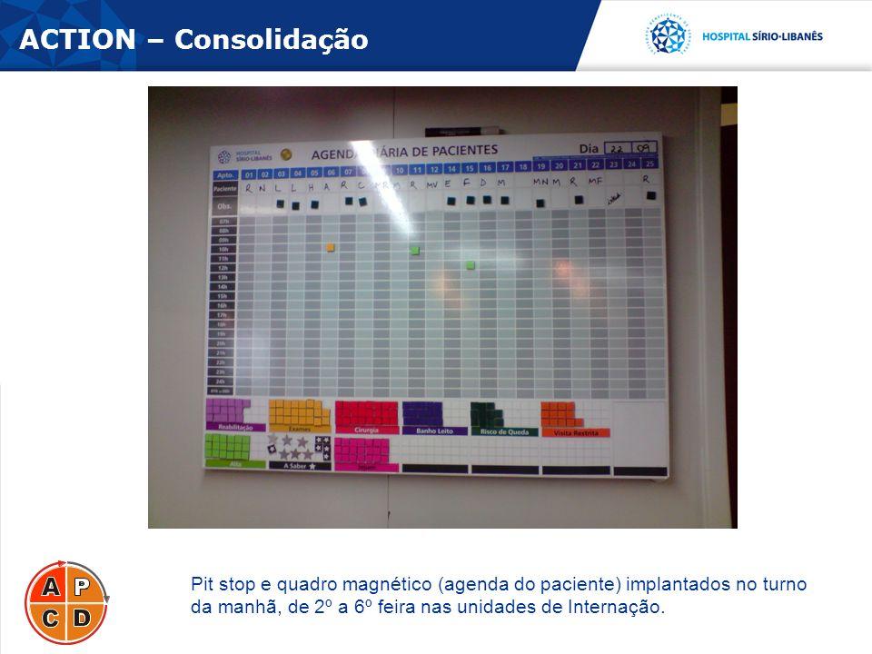 ACTION – Consolidação PÁGINAS INTERNAS.