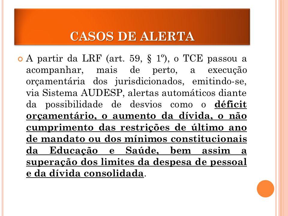 CASOS DE ALERTA