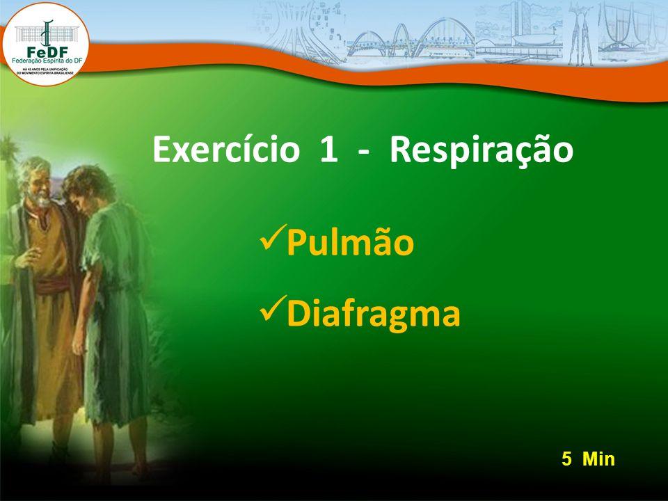 Exercício 1 - Respiração