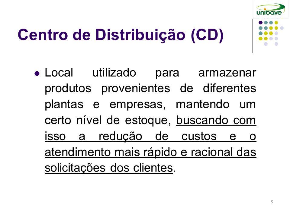 Centro de Distribuição (CD)