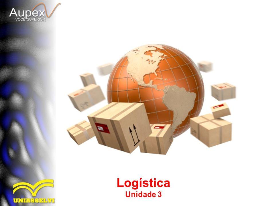 Logística Unidade 3