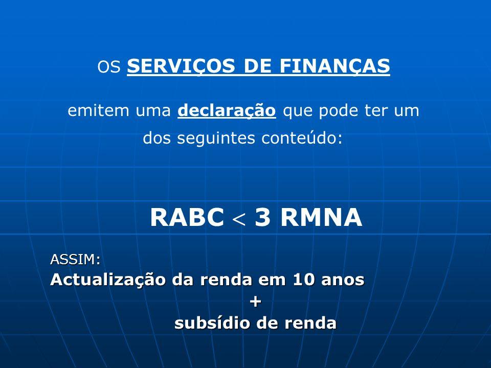 RABC  3 RMNA OS SERVIÇOS DE FINANÇAS