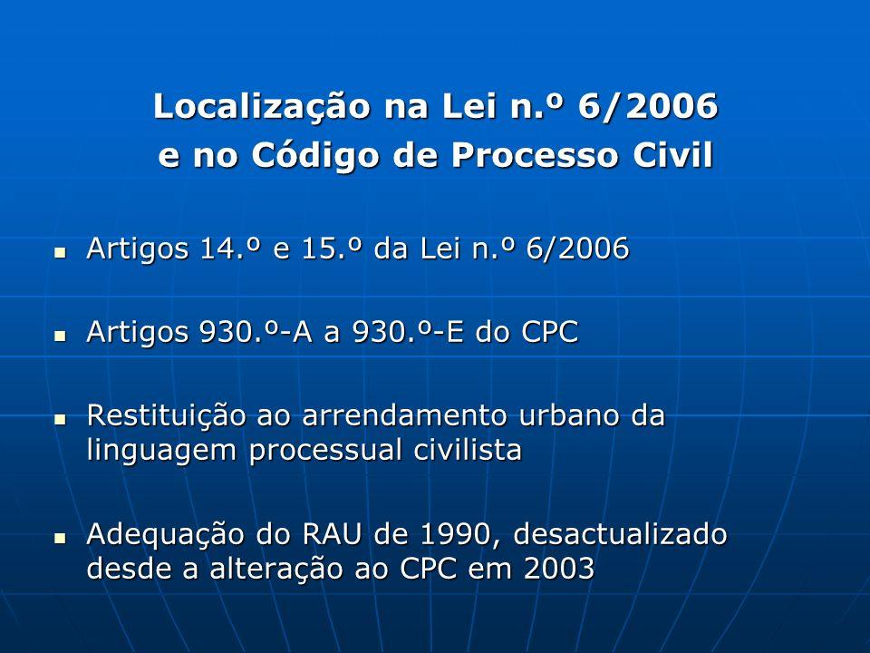 e no Código de Processo Civil