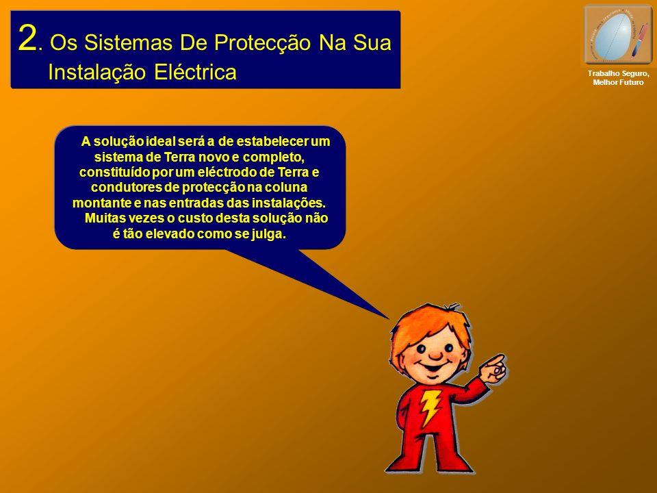 2. Os Sistemas De Protecção Na Sua