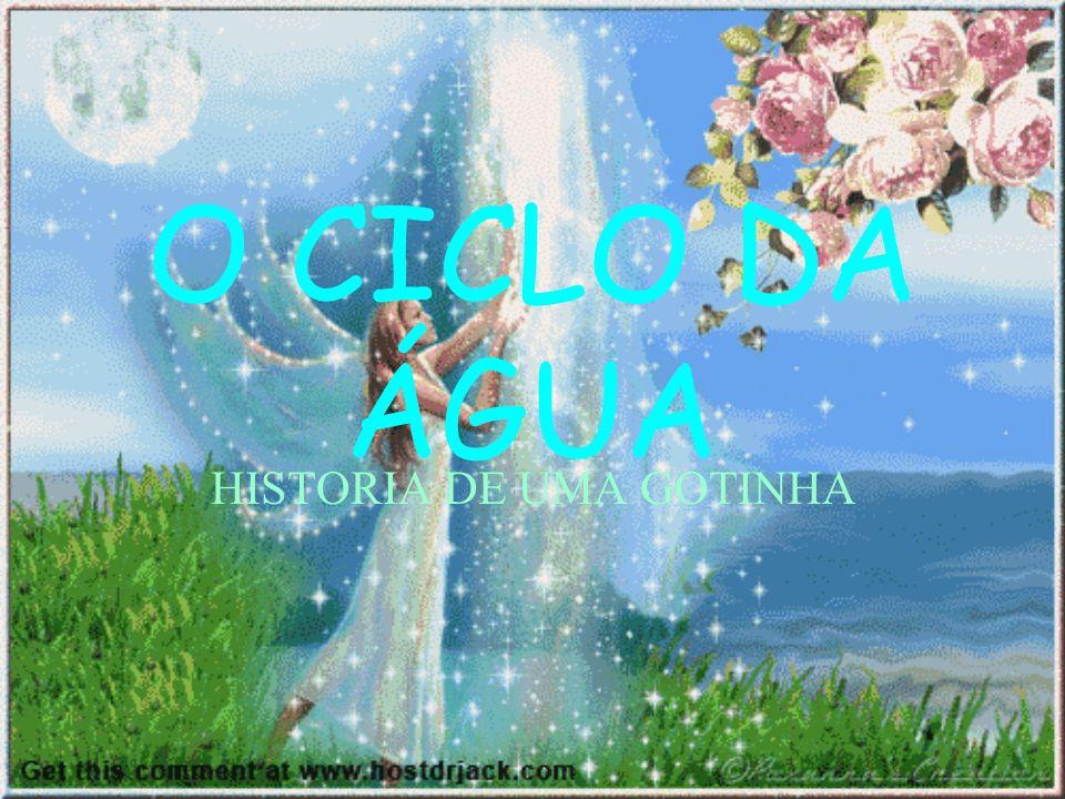 HISTORIA DE UMA GOTINHA