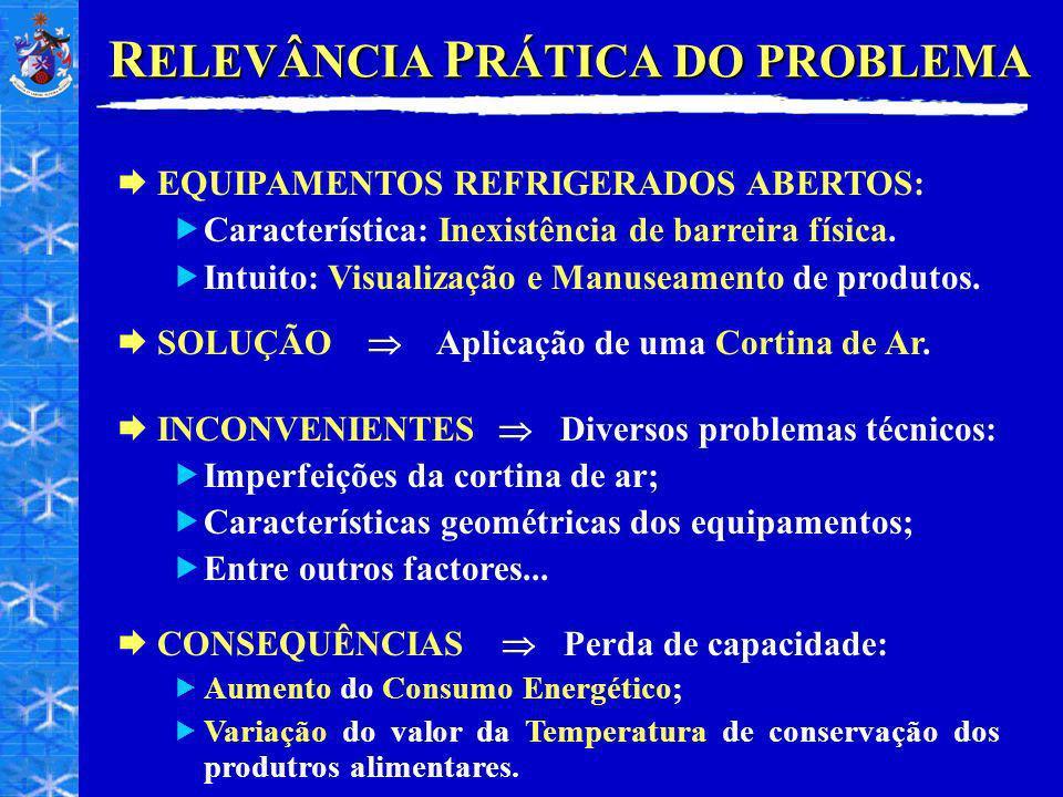 RELEVÂNCIA PRÁTICA DO PROBLEMA