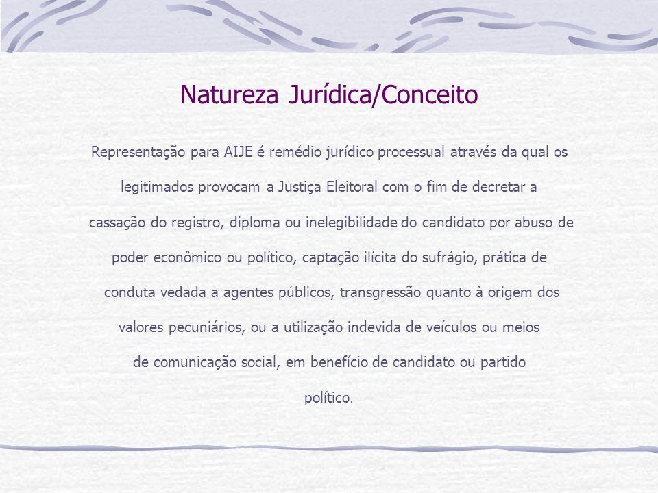Natureza Jurídica/Conceito