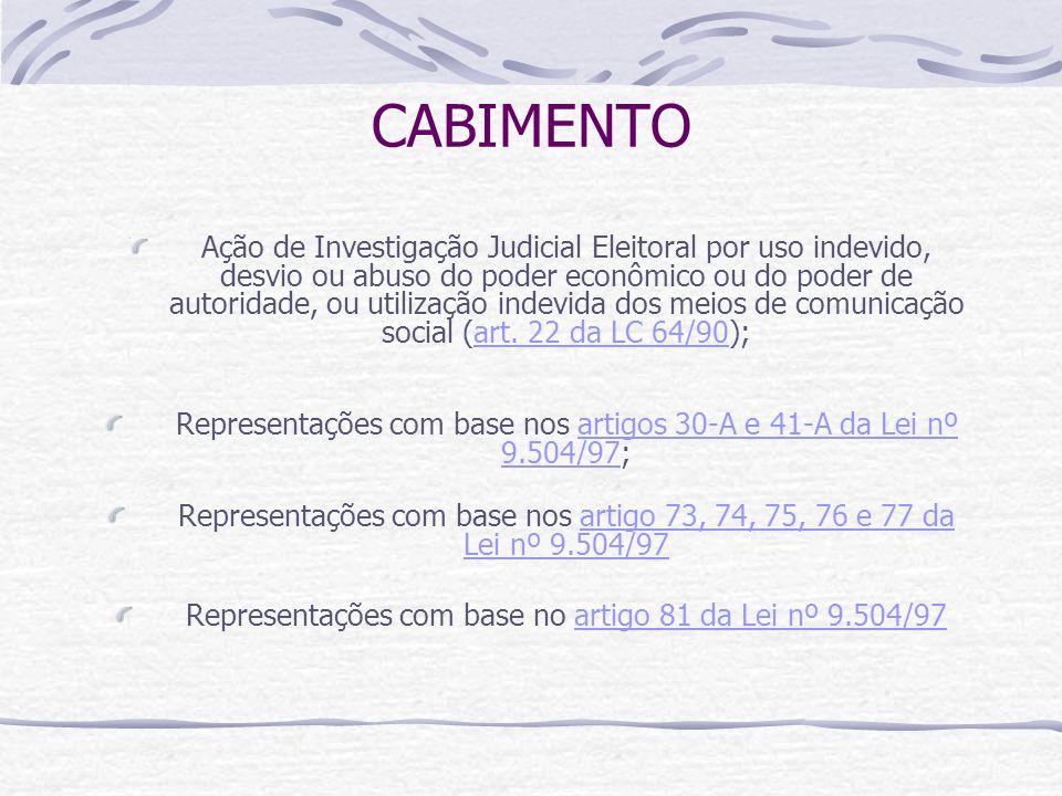 CABIMENTO
