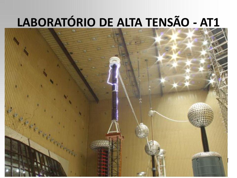 LABORATÓRIO DE ALTA TENSÃO - AT1
