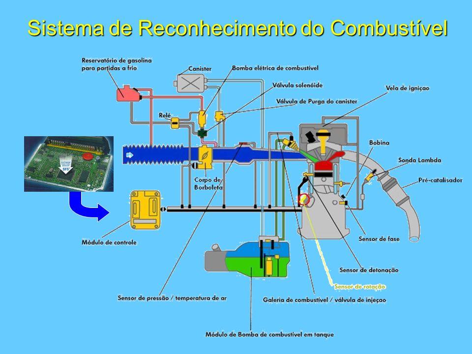 Sistema de Reconhecimento do Combustível