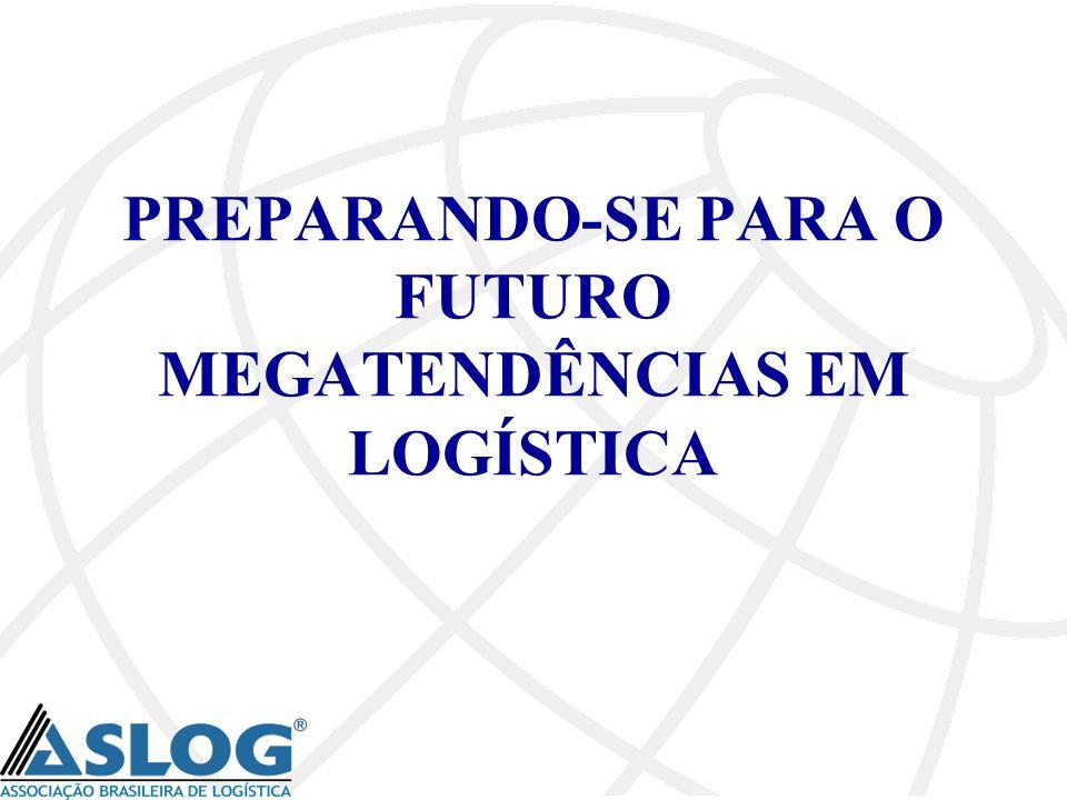 PREPARANDO-SE PARA O FUTURO MEGATENDÊNCIAS EM LOGÍSTICA