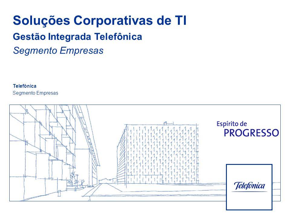 Soluções Corporativas de TI