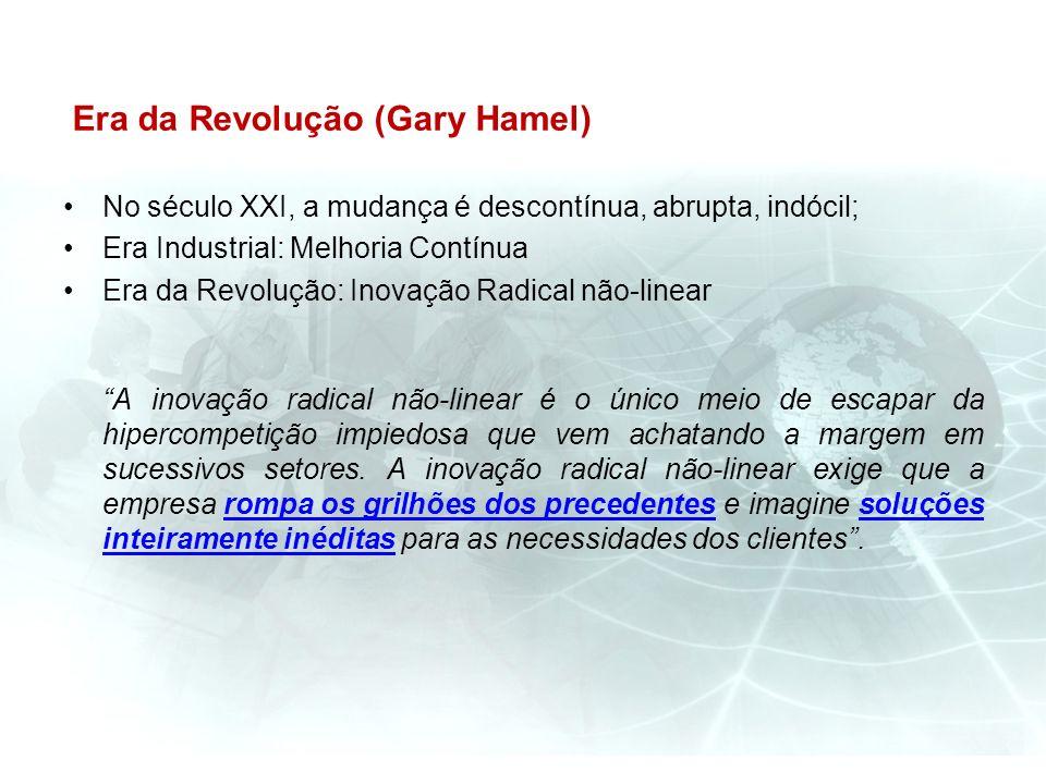 Era da Revolução (Gary Hamel)