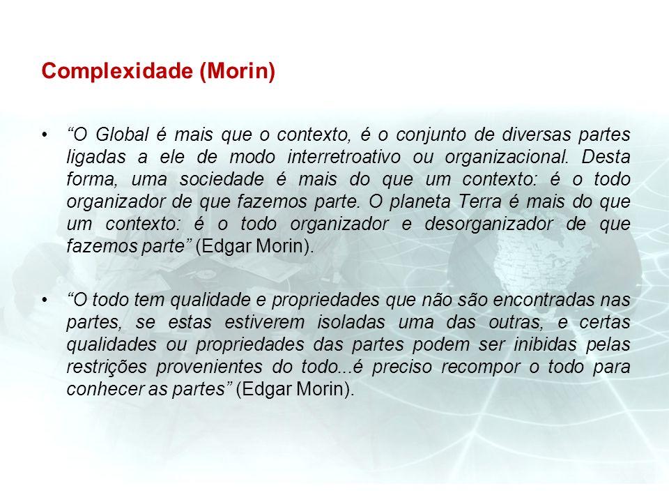 Complexidade (Morin)
