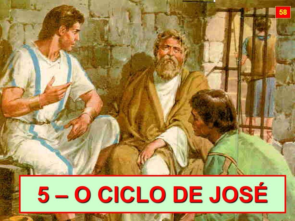 58 5 – O CICLO DE JOSÉ